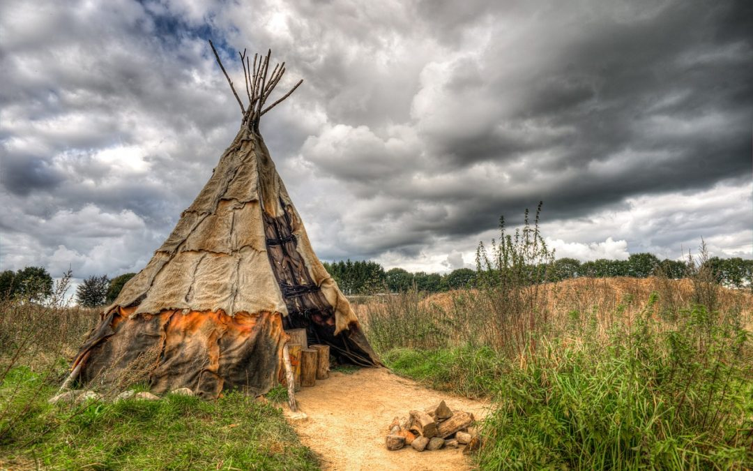 Welcome to my Tipi
